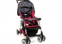rotating view of stroller