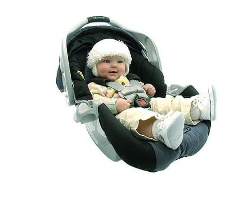 rotating view of baby