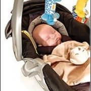 360 view of an infant