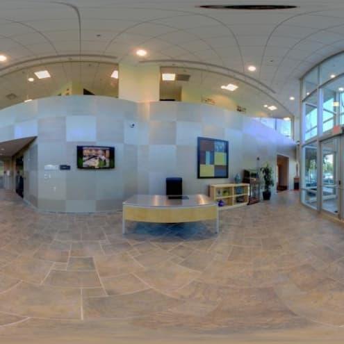 Panorama of a Lobby