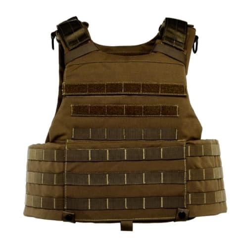 360 spin set of Body Armor