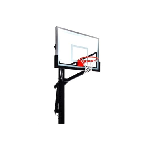 360 Spin Basketball Goal